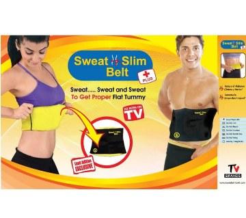 Sweat & Slim Hot Shaper Belt