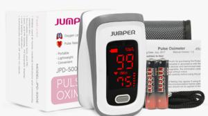 Jumper 500D Fingertip Pulse Oximeter